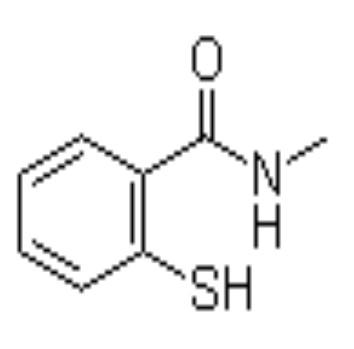 2-巯基-N-甲基-苯甲酰胺