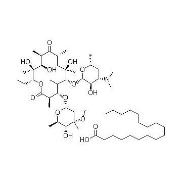硬脂酸红霉素