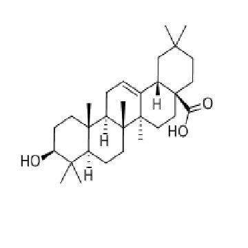 齊墩果酸  Oleanic acid