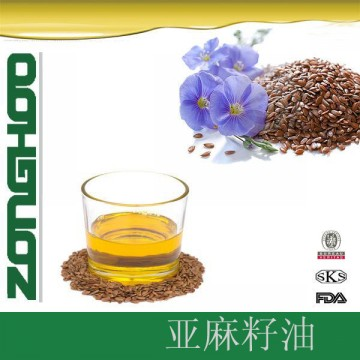 亚麻籽油 植物油