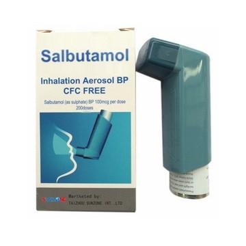 Salbutamol Inhalation Aerosol