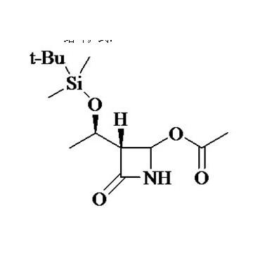 4-乙酰氧基氮雜環丁酮