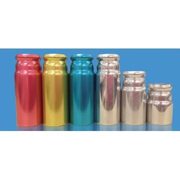 鋁制陽極氧化藥用氣霧劑罐