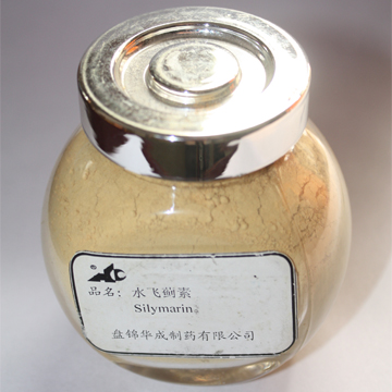 水飞蓟素UV80%宾+异宾30以上