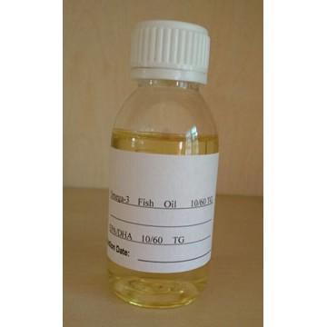 Omega-3 Fish Oil 10/60TG精制魚油甘油三酯型魚油