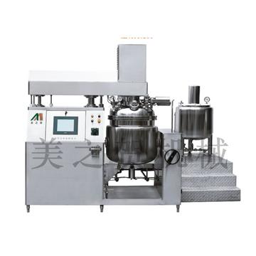 PLC控制乳化机