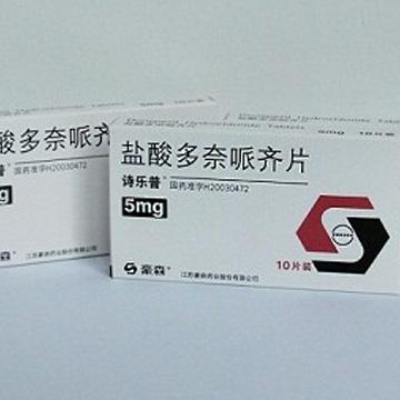 诗乐普(盐酸多奈哌齐片)1