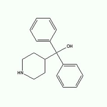 α,α-二苯基-4-哌啶甲醇