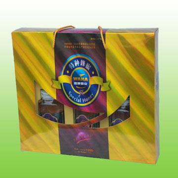 特种蜂蜜礼盒