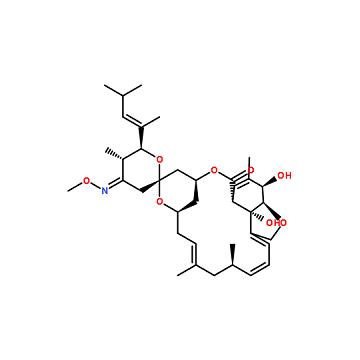 莫西菌素,Moxidectin