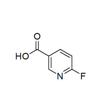 6-氟烟酸