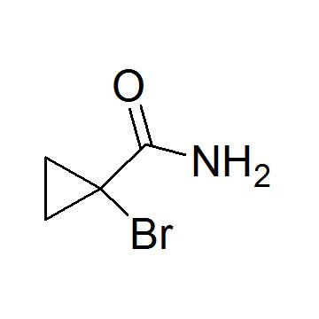 1-溴环丙基甲酰胺