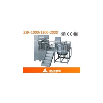 真空均質乳化機ZJR-1000/1300/2000