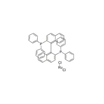 [(S)-2,2'-双(二苯基磷)-1,1'-联萘]二氯化钌(II)