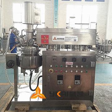 医药CRO实验室乳化机 药品药妆高速真空均质研发设备