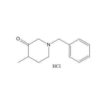 N-苄基-4-甲基-3-哌啶酮盐酸盐