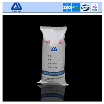 邦凱直供 柱層層析硅膠 工業級 80-100目 化學試劑 分離提純用