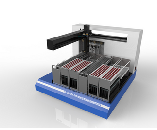GOODSPE-3100型高通量多品类型自动固相萃取仪