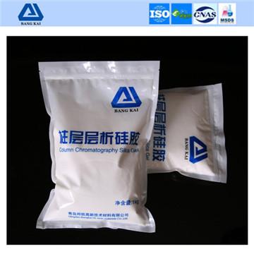 青島邦凱 廠家直銷 柱層析硅膠工業級800-1500目 化學試劑 硅膠粉