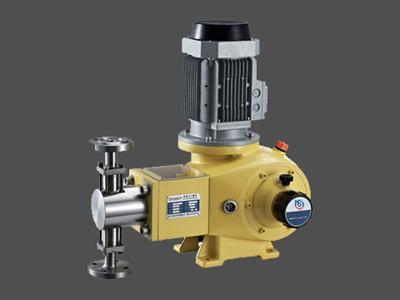 DZ-ZR型柱塞式计量泵
