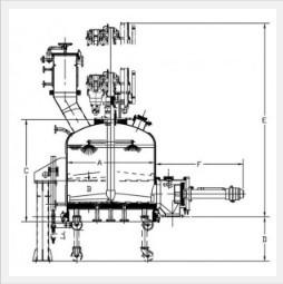 PFDG型搪玻璃过滤干燥机