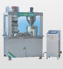 NJP-3500/3000A,C,E全自動膠囊填充機