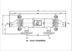 卫生级双管板换热器2