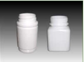 藥用塑料瓶 (60 ml)