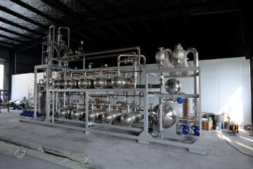 滲透氣化無機膜有機溶劑脫水成套設備