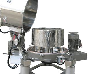 CO-G型手動立式離心機