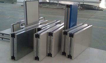 无框架防冷桥聚氨酯保温板