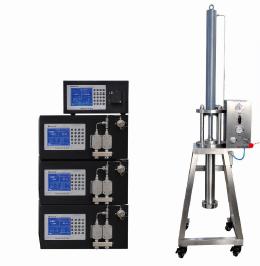 三元制备液相柱塞泵系统-DAC100