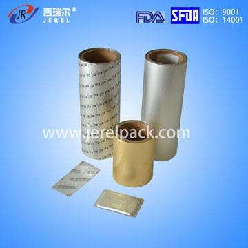 热带成型铝箔