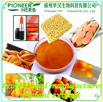 β-胡萝卜素, 胡萝卜素粉末和乳剂