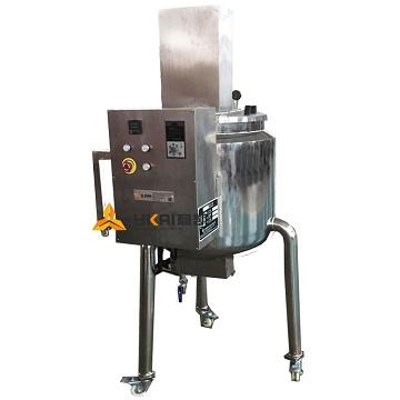 单多层不锈钢乳化搅拌罐可定制真空加热冷却搅拌方式