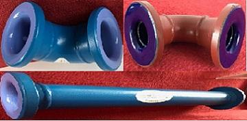 搪玻璃管道及配件