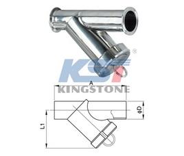 焊接Y 型過濾器
