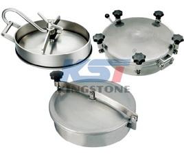 圓型人孔蓋( 壓力容器標準)