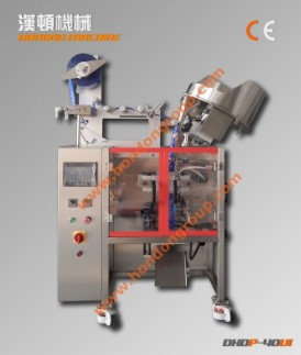 DXDP-40VI 全伺服高速片劑(水丸)包裝機