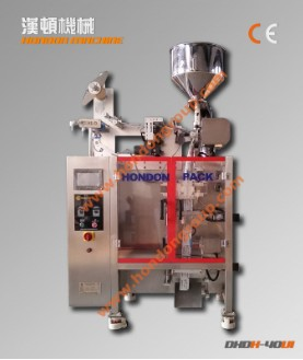 DXDK-40VI 全伺服高速顆粒包裝機