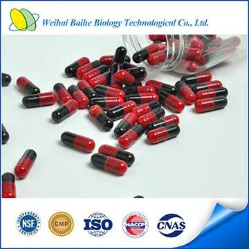 China GMP Certified Male Herbal Sexual Product Epimedium Hard Capsule