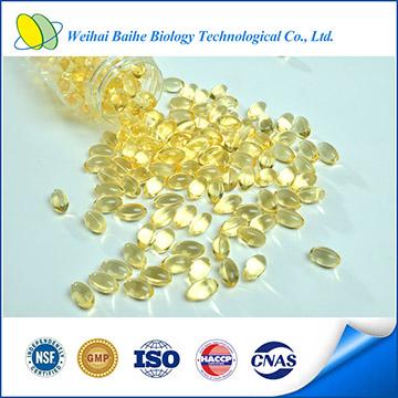 GMP Certified Health Food Tocophenol Vitamin E Capsule
