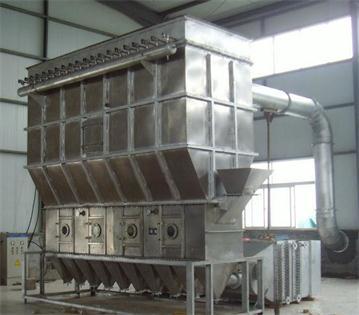 XF系列箱式沸腾干燥机