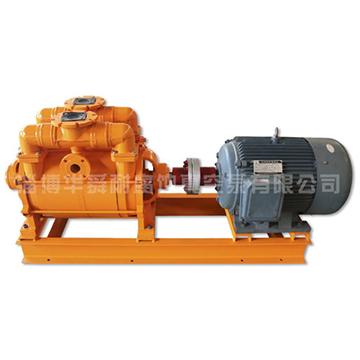 F2BE系列耐腐蚀水环真空泵闭路循环