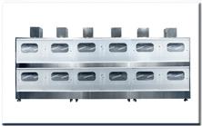 SGJ-I 型软胶囊双层转笼干燥机
