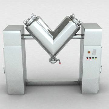 CH-V系列高效混合機