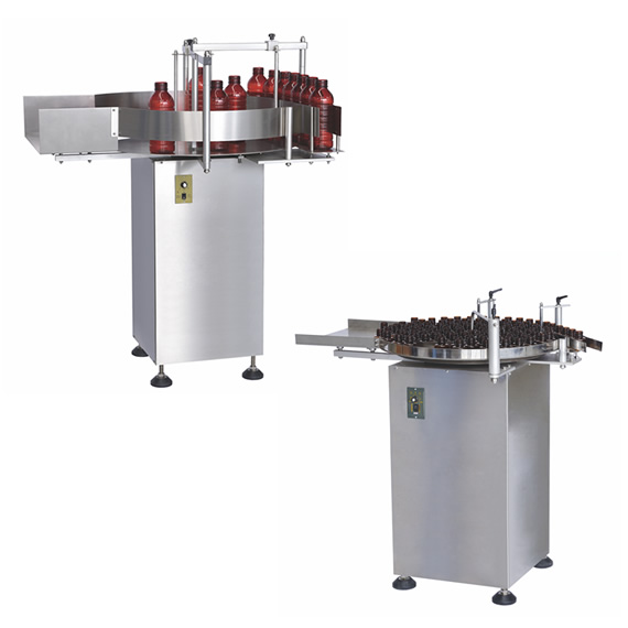 ZP系列 — 转盘理瓶机