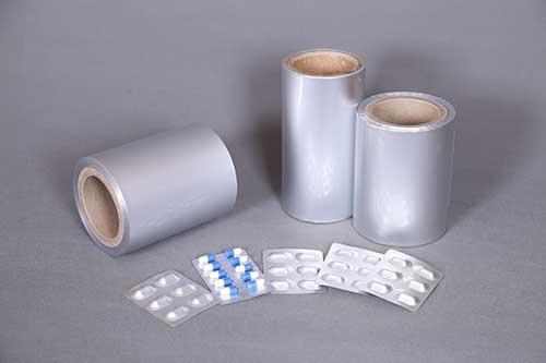 冷成型固体药用复合硬片