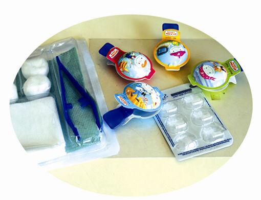 药用PVC/PE,PET/PE,PP/PE复合材料