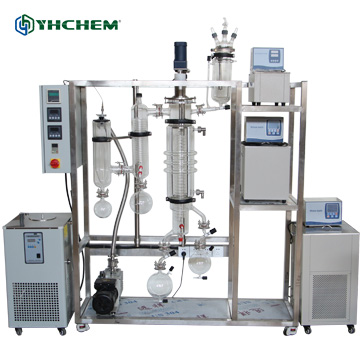 精油提取設備短程蒸餾器